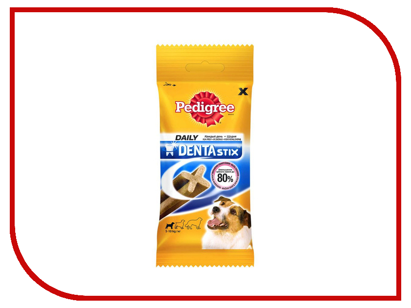 Лакомство Pedigree Дентастикс 45g для мелких собак 10109502 laxmikant b dama thalassemia pedigree analysis