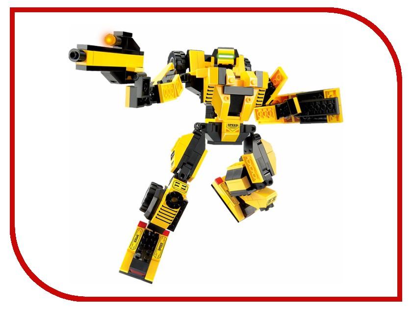 Игрушка Конструктор Sluban Трансформер 284 дет. M38-B0256<br>