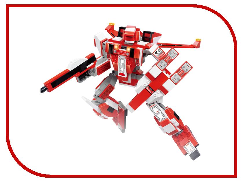 Игрушка Конструктор Sluban Робот 331 дет. M38-B0257<br>