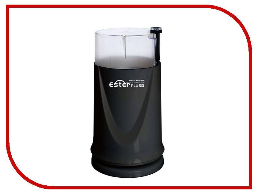 Кофемолка Ester Plus ET-9109 Black