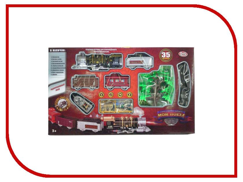Игрушка Play Smart Мой первый поезд 0662 / DT