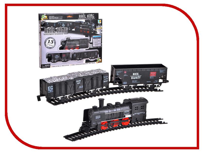 Железная дорога Play Smart Мой первый поезд TL05/DT