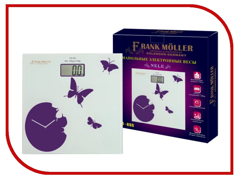 Весы Frank Moller FM-695