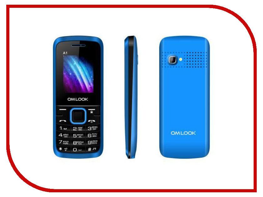 Сотовый телефон Omlook A1 Blue
