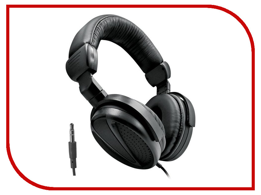 Наушники BBK EP-3300S Black<br>