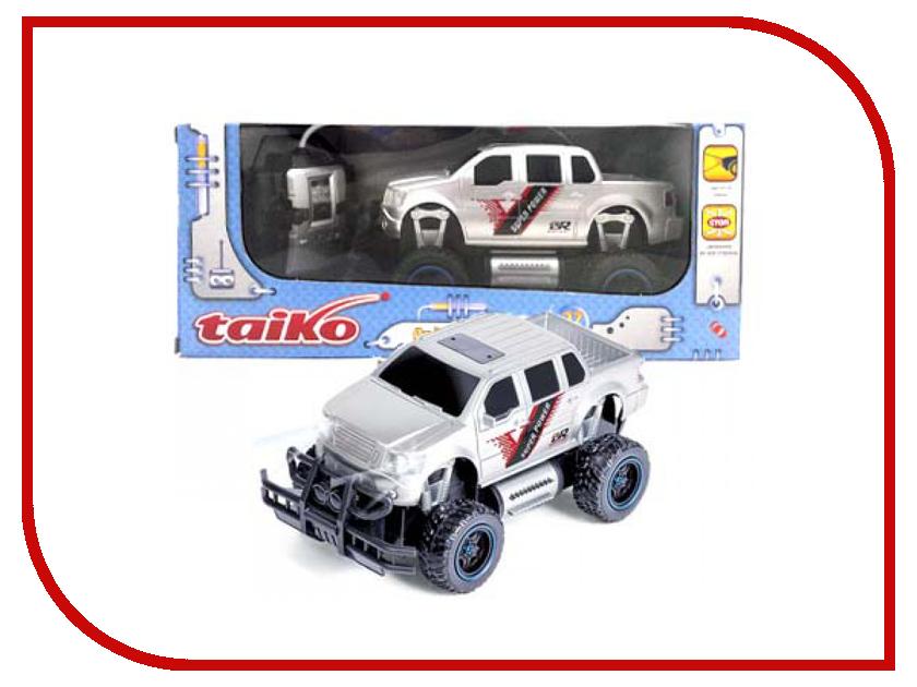 Радиоуправляемая игрушка Taiko Джип внедорожник со светом 0404 электромобиль мастер джип со склада