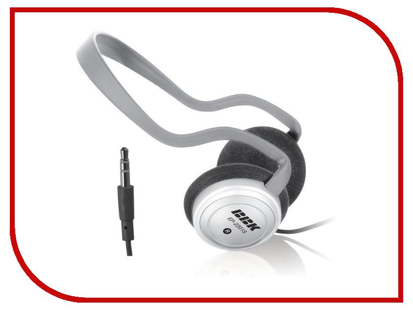 Наушники BBK EP-2201S Grey<br>