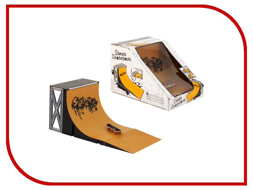 Настольная игра Sbego Skatepark Фингерборд 706994 / 9930<br>