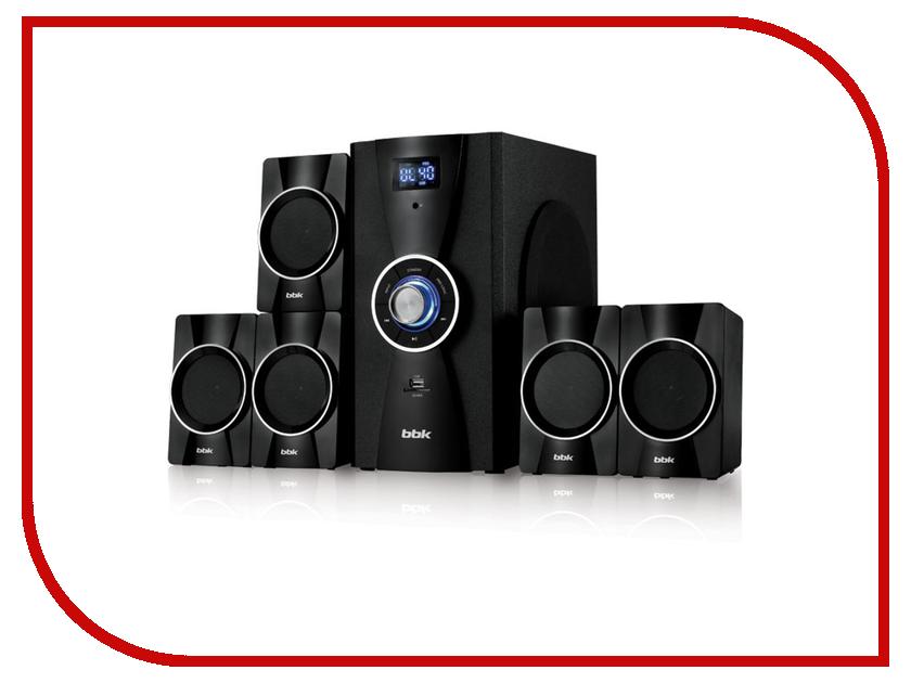 Колонка BBK MA-845S Black bbk портативная акустика
