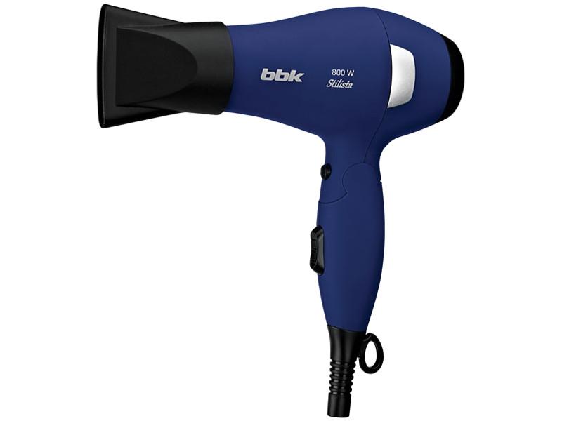 Фен BBK BHD0800 Dark Blue цена
