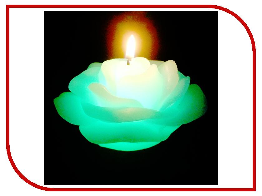 Гаджет СмеХторг Свечка волшебная Цветок игрушка смехторг гидрогель аквагрунт однотонный