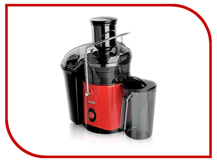 Соковыжималка BBK JC060-H01 Black-Red bbk jc060 h01 black red