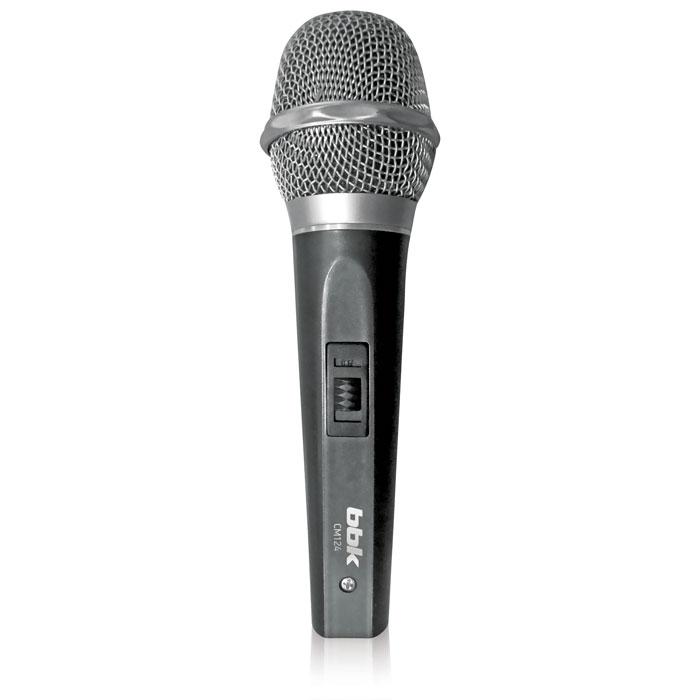 цена на Микрофон BBK CM124 Dark Grey