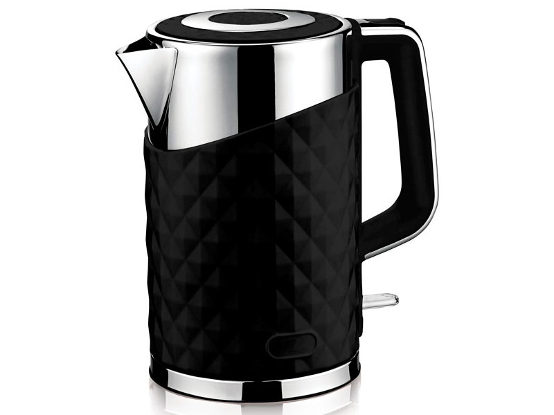 лучшая цена Чайник BBK EK1750P Black