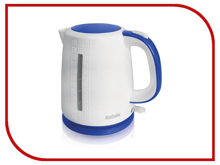 Чайник BBK EK1730P White-Light Blue<br>