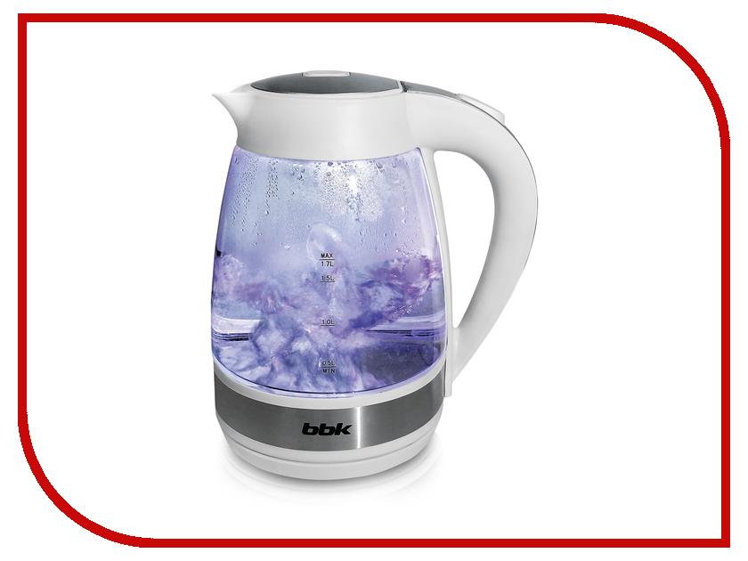 Чайник BBK EK1721G White<br>