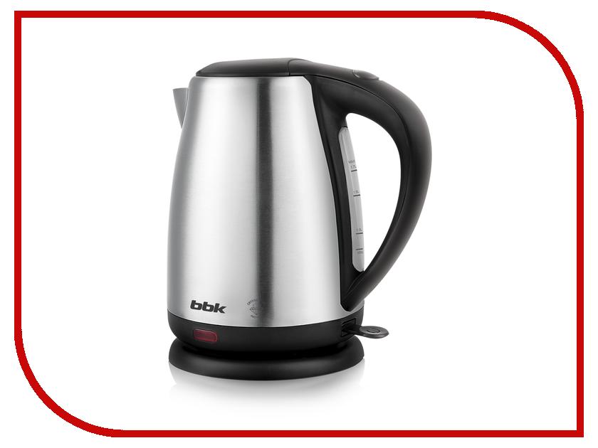 Чайник BBK EK1706S Black-Steel<br>