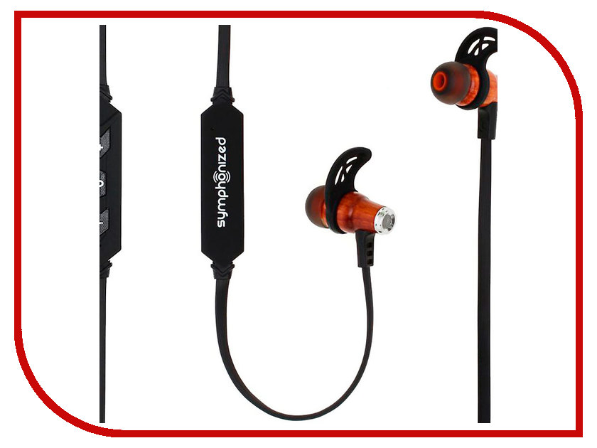Symphonized NRG Wireless Black