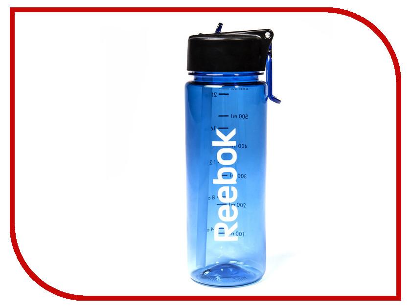 Бутылка Reebok RABT-P65BLREBOK 650ml Blue
