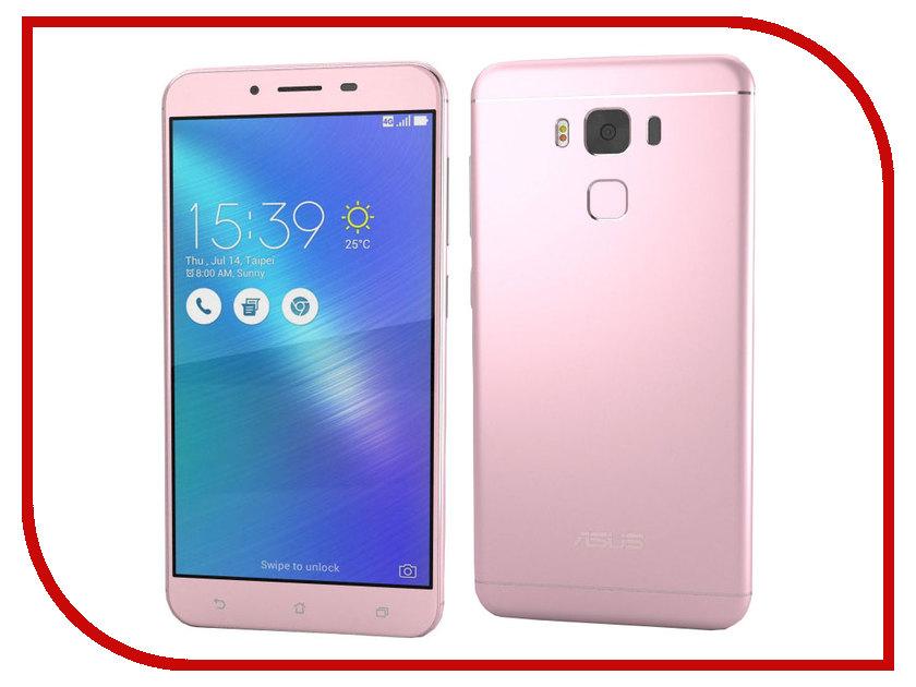 Сотовый телефон ASUS ZenFone 3 Max ZC553KL 32Gb Pink<br>