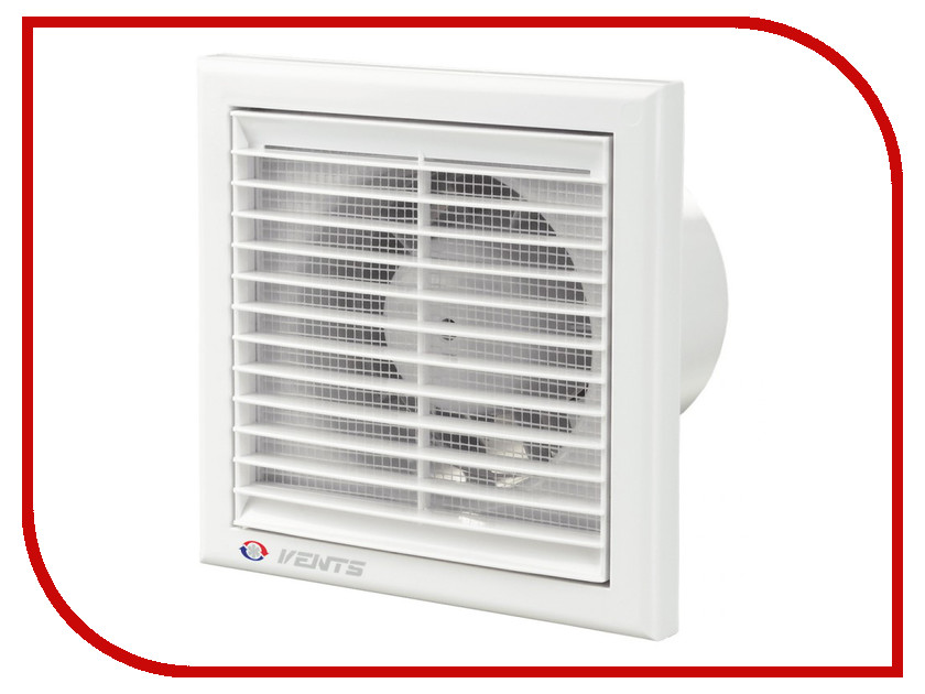 Вытяжной вентилятор VENTS 125 К1<br>