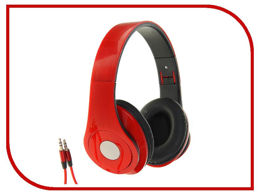 Наушники Luazon 859833 Red luazon lsk 1802 red