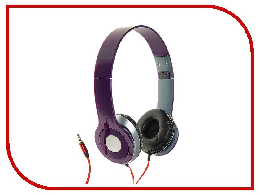 Наушники Luazon 941712 Violet<br>