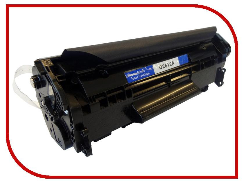 Картридж GoodWill GW-Q2612AU / Canon 703/FX10 для HP LJ1010/1012/1015/1018/1020/1022/3015/3020/3030/Canon LBP-2900/3000/L100/MF4150 2.0k Compatible canon fx 10 для l100 l120 black картридж