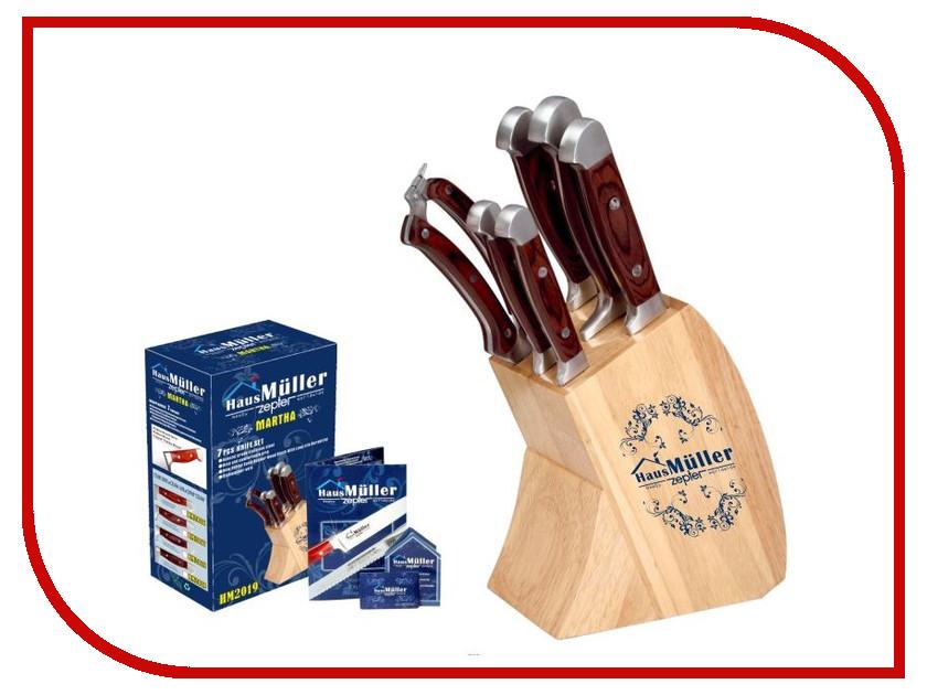 Набор ножей Haus Muller HM-2019<br>