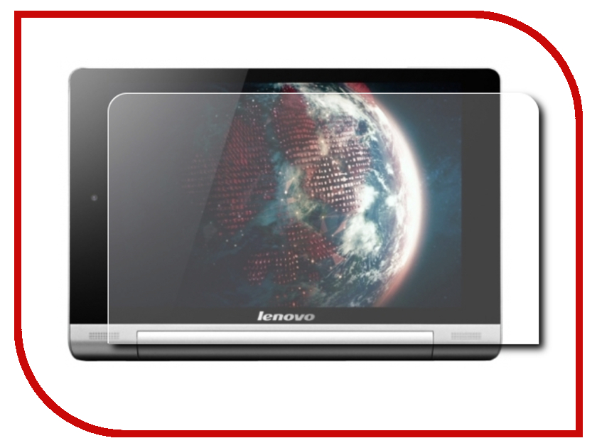 Аксессуар Защитная пленка Lenovo Yoga Tablet 8 3 LuxCase суперпрозрачная 51099