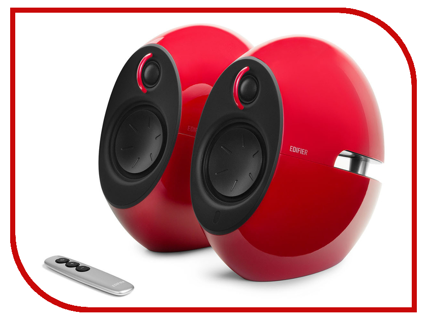 Колонка Edifier E25HD Red гарнитура edifier m210