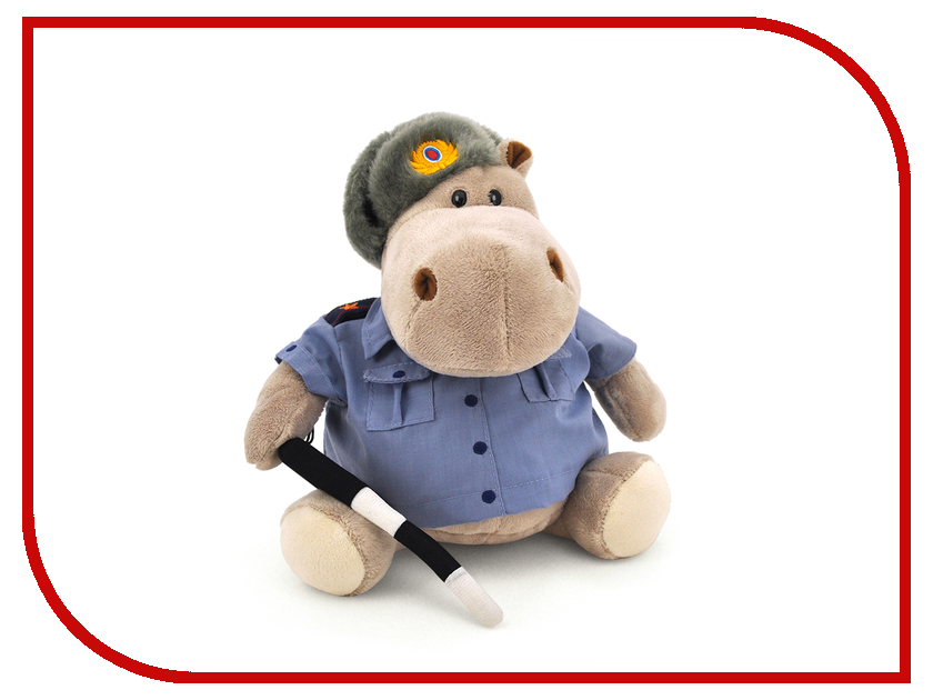 Игрушка Orange Toys Бегемот Полицейский 20cm MA2640/20J игрушка orange toys бегемот полицейский 30cm ma2640 30j