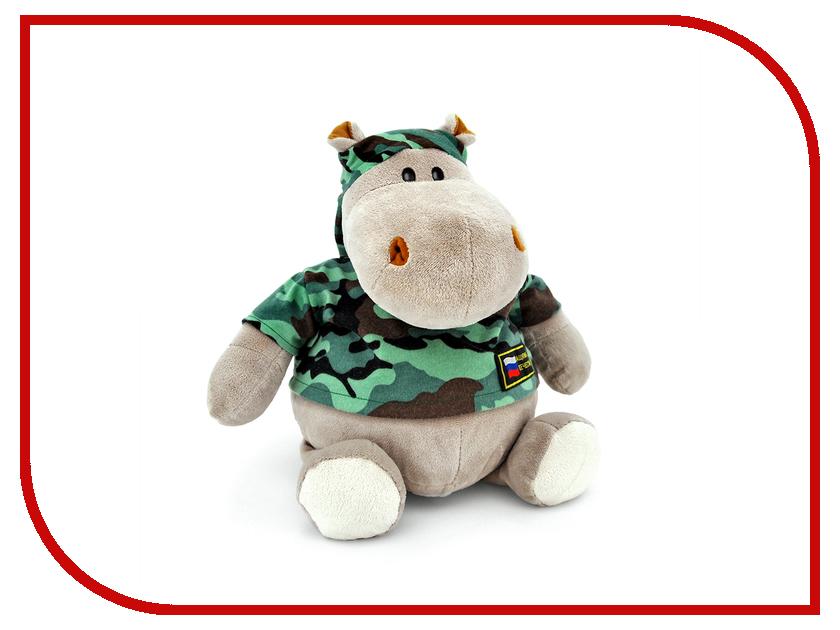 Игрушка Orange Toys Бегемот Военный 27cm MA2640/20E игрушка мягкая оранж бегемот десантник ma2640 30d
