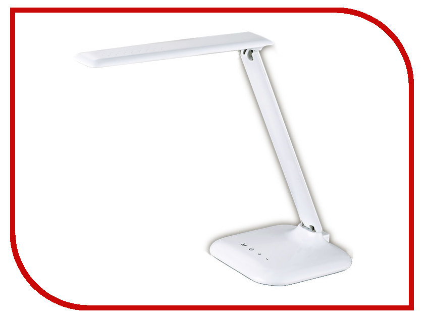 Настольная лампа Perfecto Light 26-0004/W White лампа perfecto light 15 0008 y сова yellow
