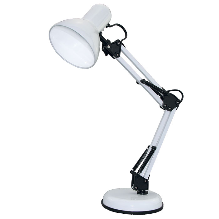 Настольная лампа Perfecto Light 26-0005/W White