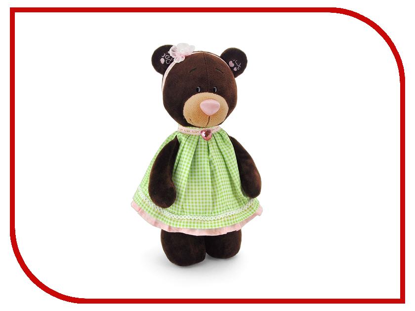 Игрушка Orange Toys Milk Медведь в платье в клеточку 30cm M5051/30<br>