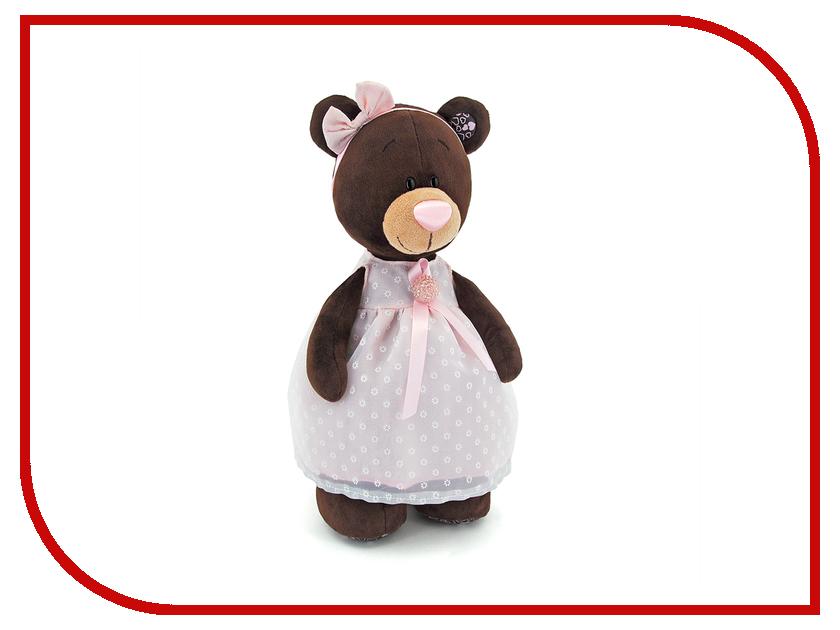 Игрушка Orange Toys Milk Медведь в платье с брошью 30cm M5046/30