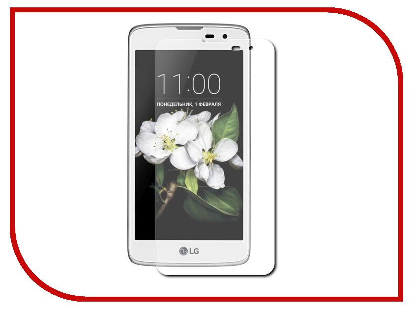 Аксессуар Защитная пленка LG K7 LuxCase прозрачная 88052<br>