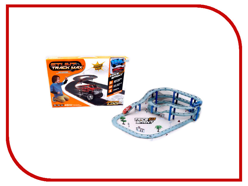 Игрушка Stunt Track Max Q137-4/DT