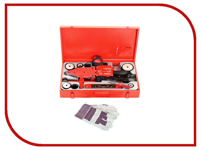 Аппарат для сварки пластиковых труб Elitech СПТ 1500 аппарат для сварки полипропилена elitech спт 800 177359