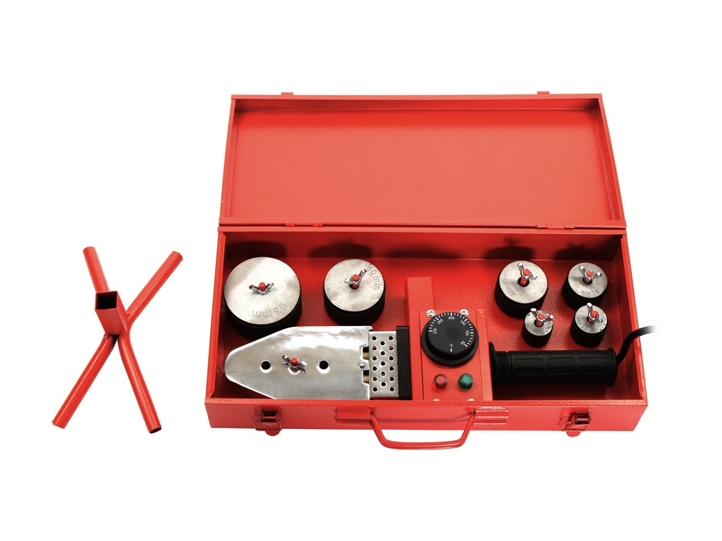 Аппарат для сварки пластиковых труб Elitech СПТ 800