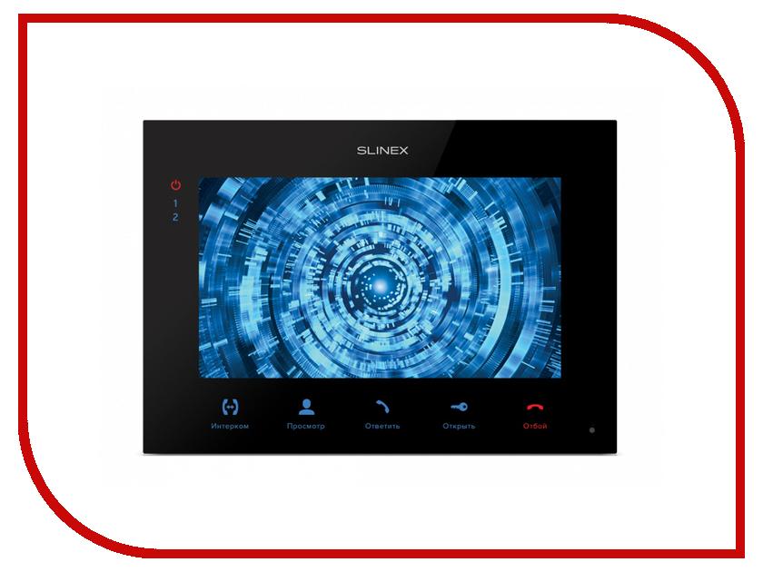 Видеодомофон Slinex SQ-07MT Black<br>