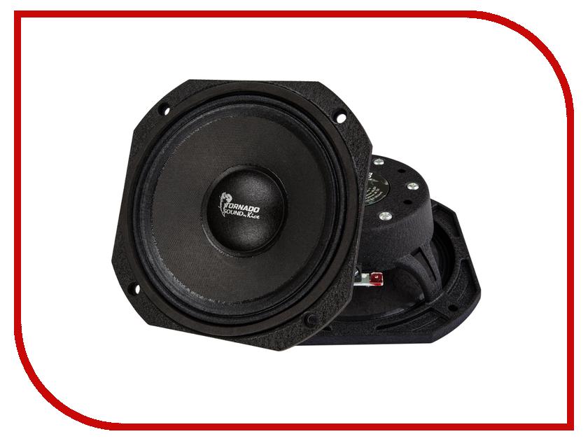 Автоакустика Kicx Tornado Sound 6.5EN автоакустика kicx stc 502