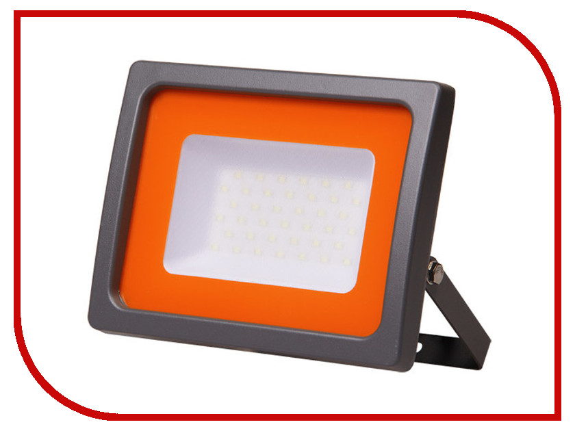 Лампа Jazzway PFL-SC-30w 6500K IP65 лампа asd сдо 5 30 30w 160 260v 6500k 2400lm ip65 4690612005379