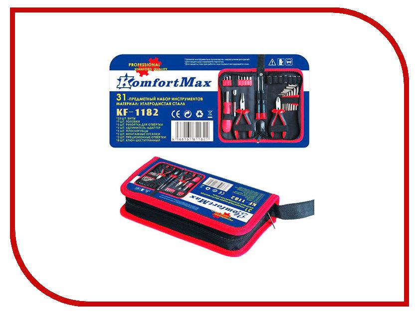 Набор инструмента Komfort KF-1182