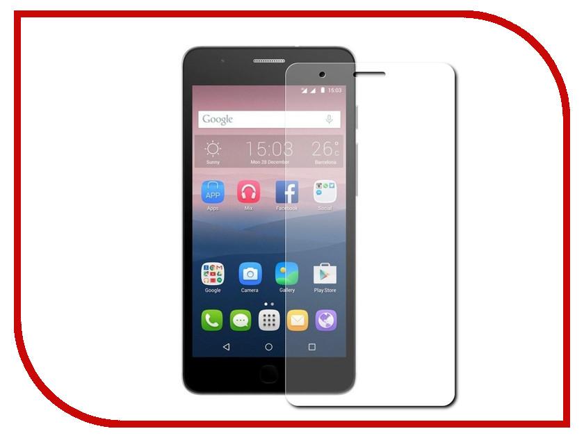 Аксессуар Защитная пленка Alcatel OT8050 Pixi 4 (6) Red Line глянцевая<br>