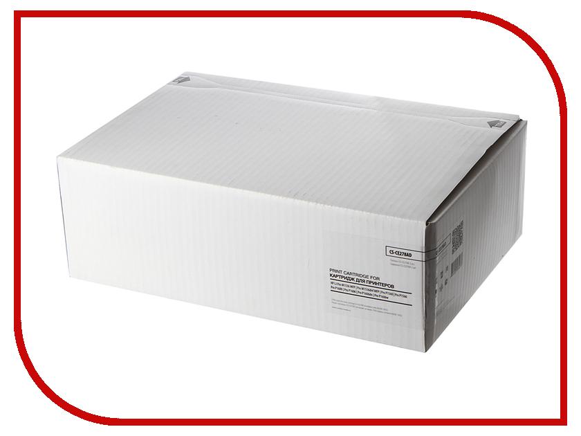 Картридж Cactus CE278AD/CE278AF Black для HP LaserJet P1566/P1606w cambox ce видеорегистратор