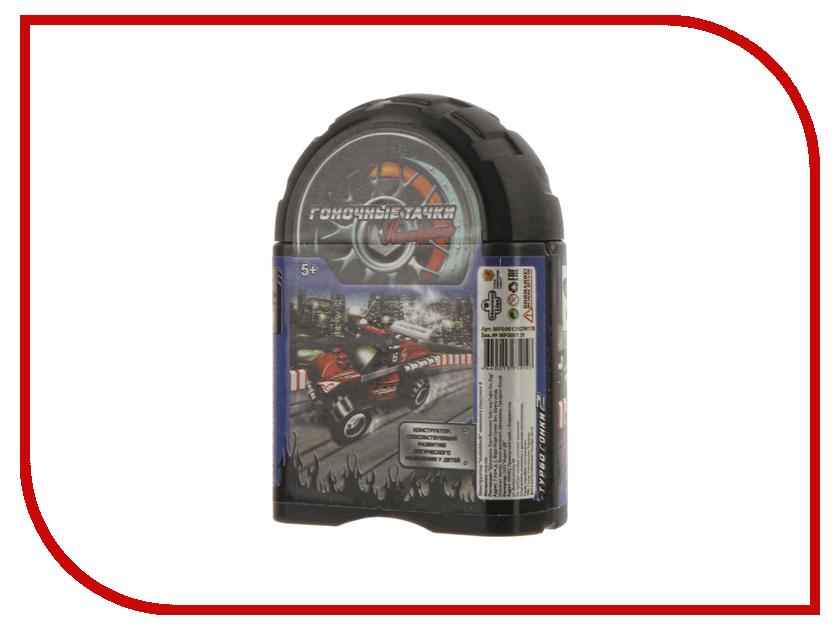 Игрушка Конструктор Funny Line MotoBlock Машинка гоночная 4 75919<br>