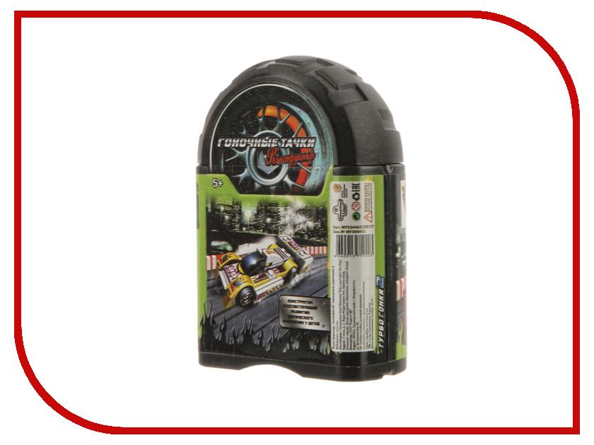 Конструктор Funny Line MotoBlock Машинка гоночная 3 75920 конструктор funny line roboblock космолет xl n09701
