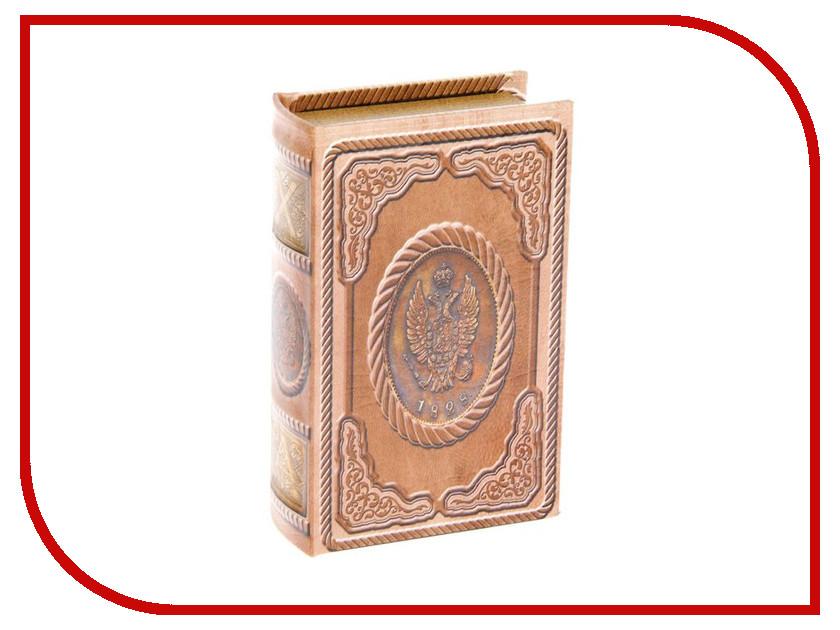 Шкатулка СИМА-ЛЕНД Сейф-книга 1828 1522107 от Pleer